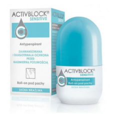 Activblock sensitive płyn 15% 25 ml