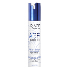 Age protect - creme nuit detox multi-actions krem 40 ml
