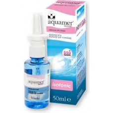 Aquamer isotonic aerozol 50 ml