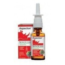 Aspecton aerozol 30 ml