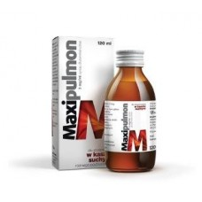 Maxipulmon syrop 3 mg/ml 1 butelka 120 ml